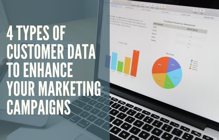 user data for marketing