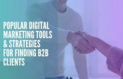 b2b lead gen marketing tools