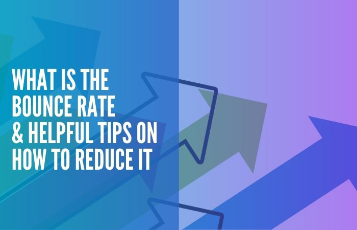 how to improve bounce rate