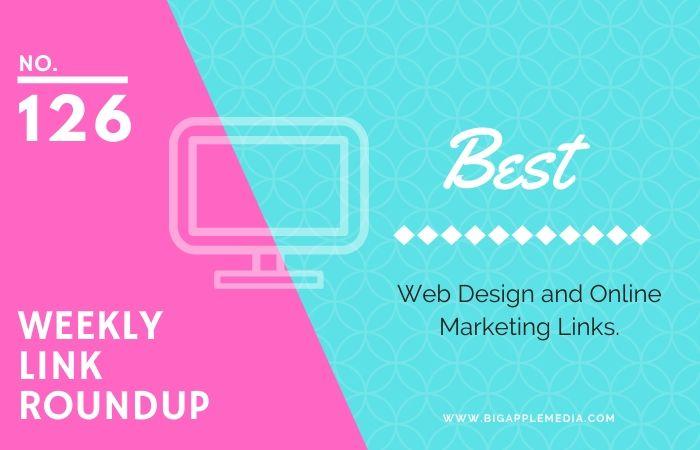 weekly marketing link roundup