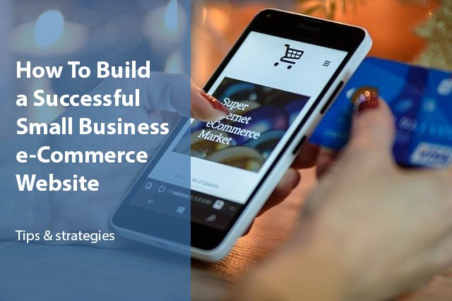 how to build e commerce site