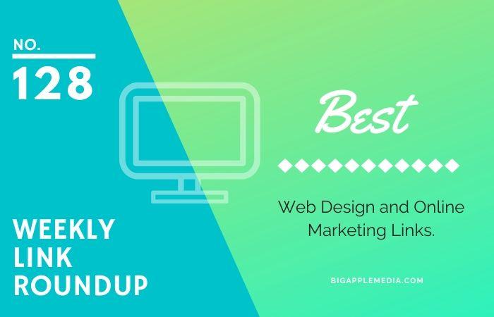 weekly design & marketing links