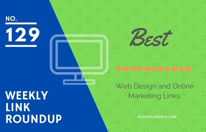 design and marketing link roundup