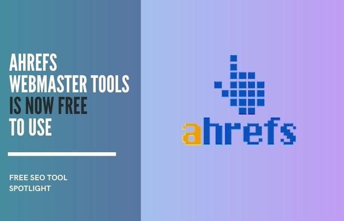 free seo webmaster tools