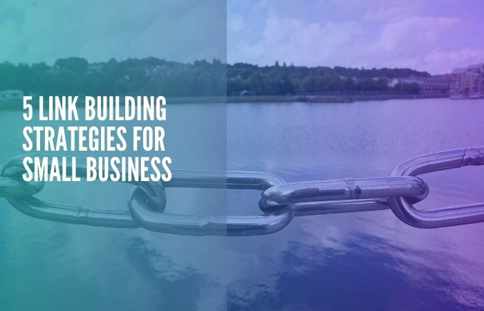 small business link building tips