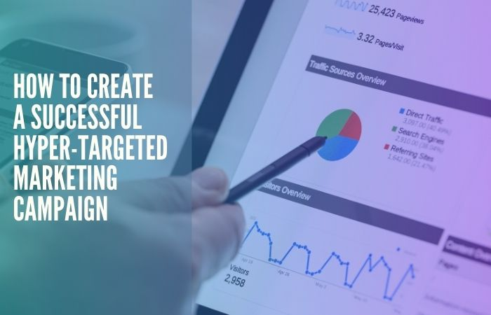 how to create marketing campaign