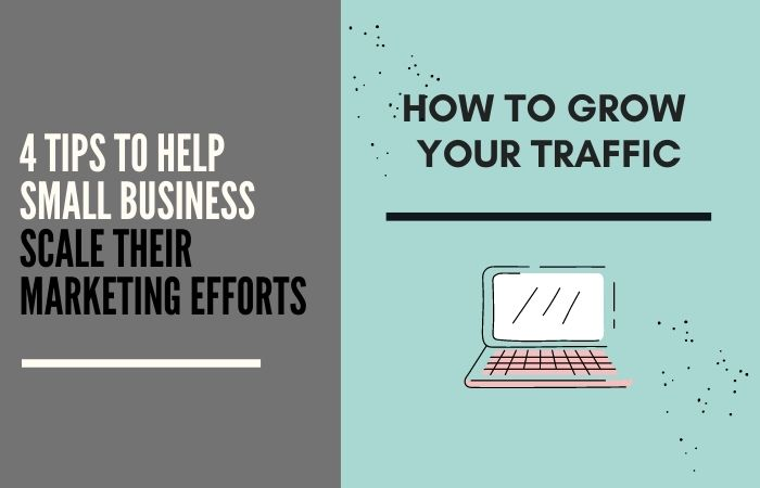 tips to scale marketing efforts