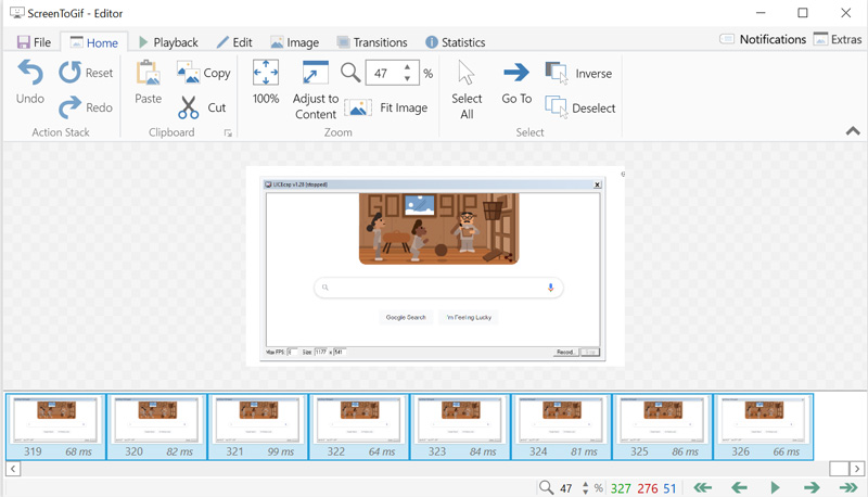 Best Tools For Creating Animated Screen Captures 5