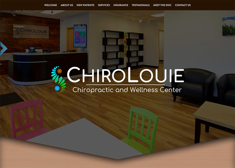 Best Chiropractic Website Design Inspiration: 2021 Edition 2