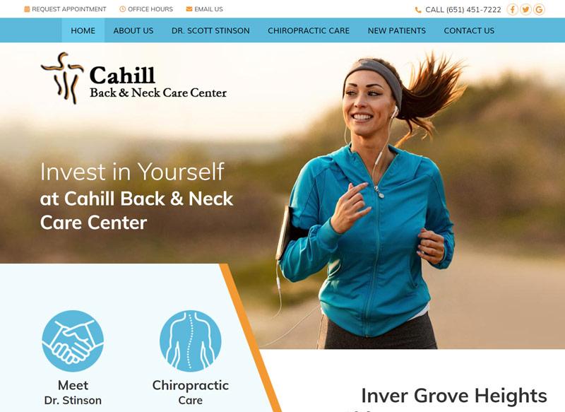 Best Chiropractic Website Design Inspiration: 2021 Edition 4