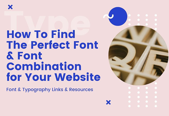 how to find the perfect font