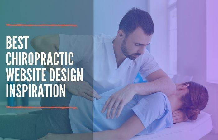 best chiropractic websites inspiration