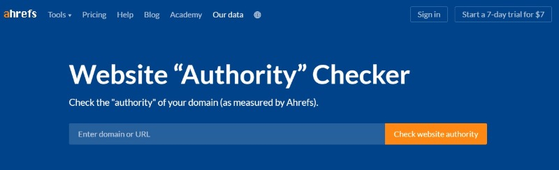Best Tools To Check Domain Authority 2