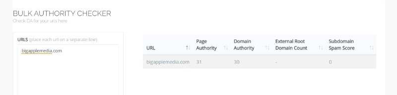 Best Tools To Check Domain Authority 3
