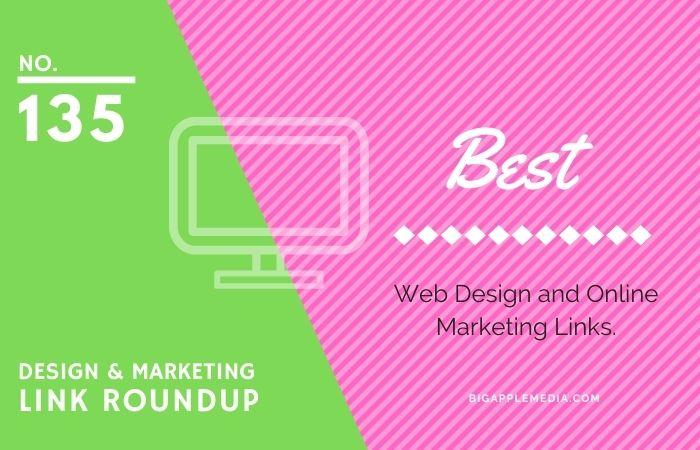 latest design marketing links roundup