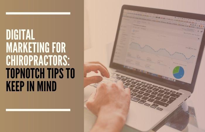 marketing ideas for chiropractors