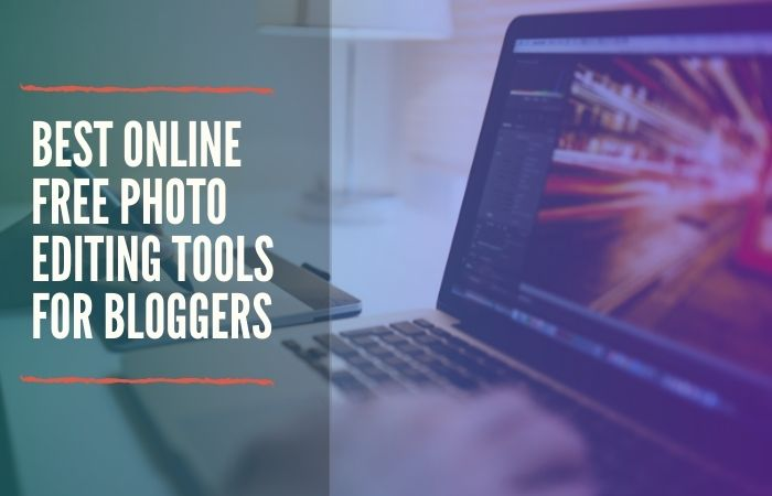 best free photo editing tools