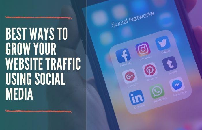 increase sales using social media