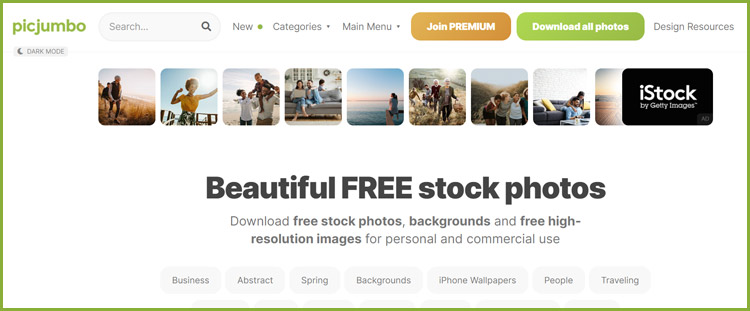 Best Free Stock Photo Sites With High-Quality Images For Personal and Commercial Use 4