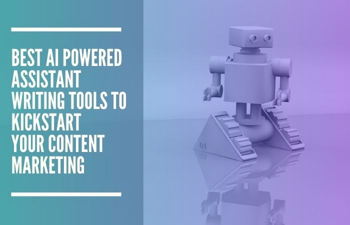 ai powered content writer