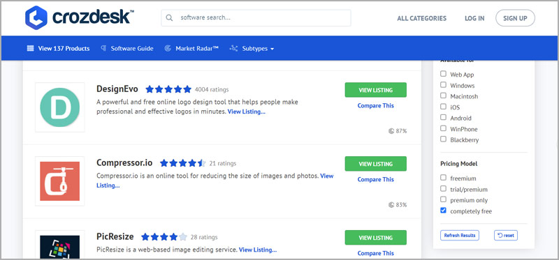 Top Software Review Websites To Find The Best Free & Premium Tools (2021 Edition) 2