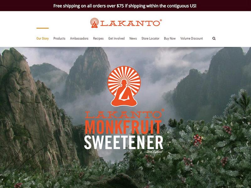 website redesign after