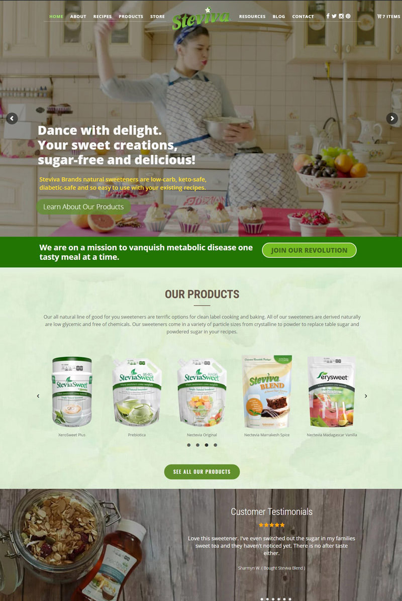 Before and After Website Redesign 3
