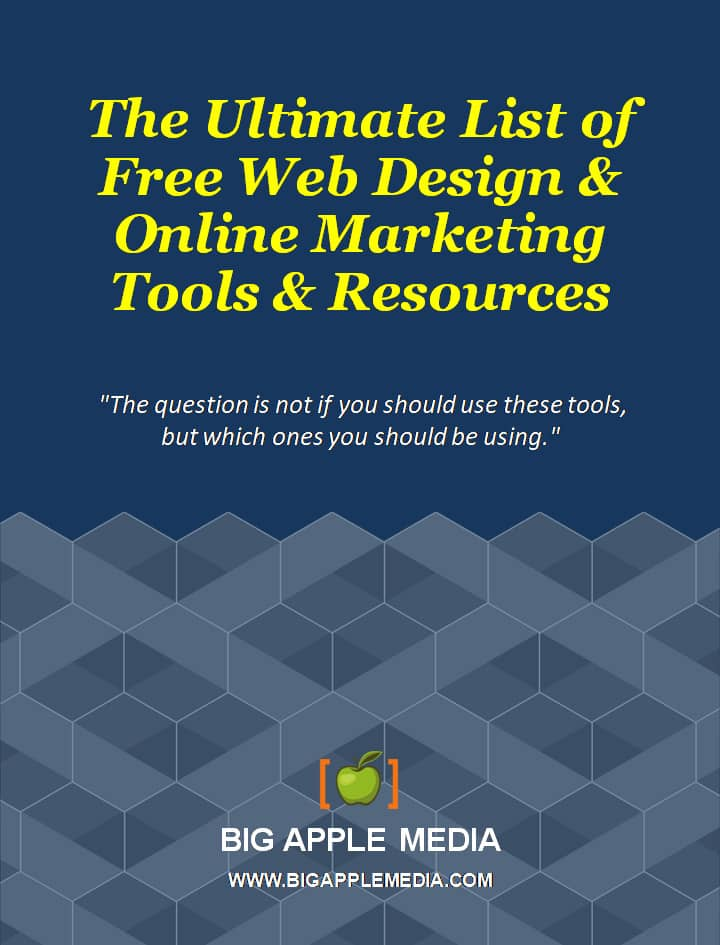 free e-book list of best design and marketing tools