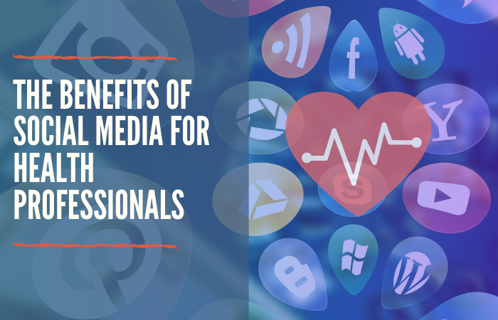 social media benefits healthcare professionals