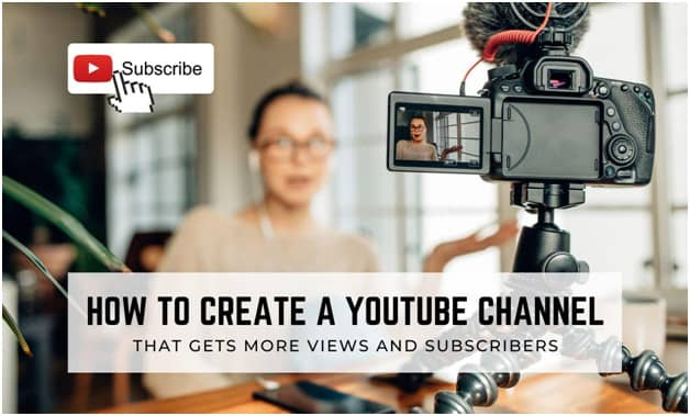 how to start successful youtube channel